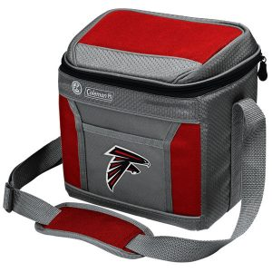 Atlanta Falcons Coleman 9-Can 24-Hour Soft-Sided Cooler