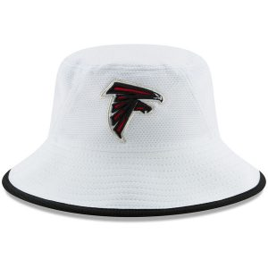 Atlanta Falcons New Era Team Bucket 3 Hat