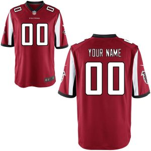 Atlanta Falcons Nike Custom Game Jersey