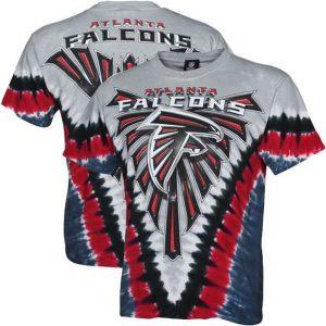 Atlanta Falcons Tie-Dye Premium T-Shirt