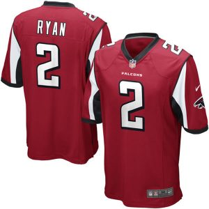 Matt Ryan Atlanta Falcons Nike Game Jersey