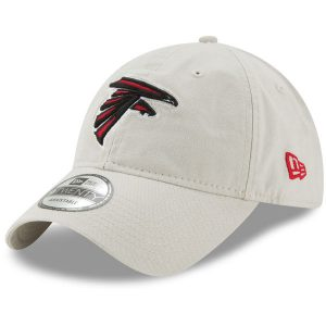 Men's Atlanta Falcons New Era Stone Core Classic 9TWENTY Adjustable Hat